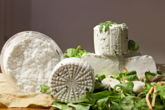 formaggi freschi