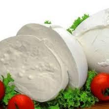 Formaggio di Giugno: Mozzarella  di     Bufala Dop